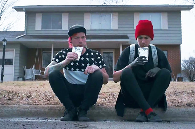 Stressed out jpg free download Twenty One Pilots Fly to No. 1 on Pop Songs Chart With 'Stressed ... jpg free download