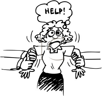 Stressed out teacher clipart picture transparent Adjustment Phase 2: Dealing with Mom-Guilt | picture transparent