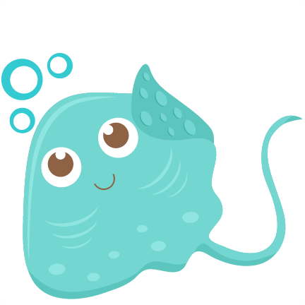 Stringray clipart svg free Stingray SVG scrapbook cut file cute clipart files for ... svg free
