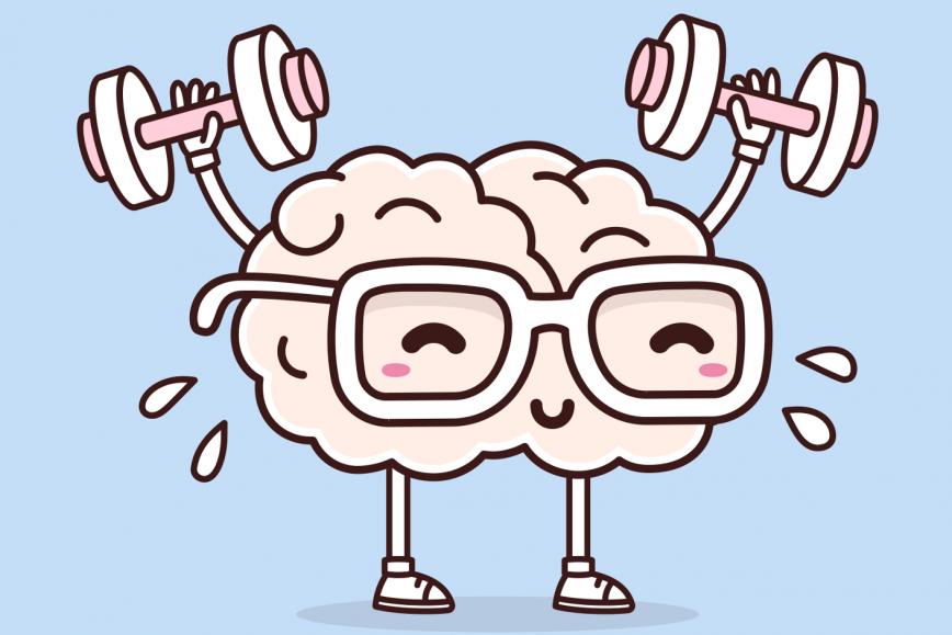 Strong mind clipart transparent Bilingual strong brain | Csináld magad in 2019 | Cartoon ... transparent