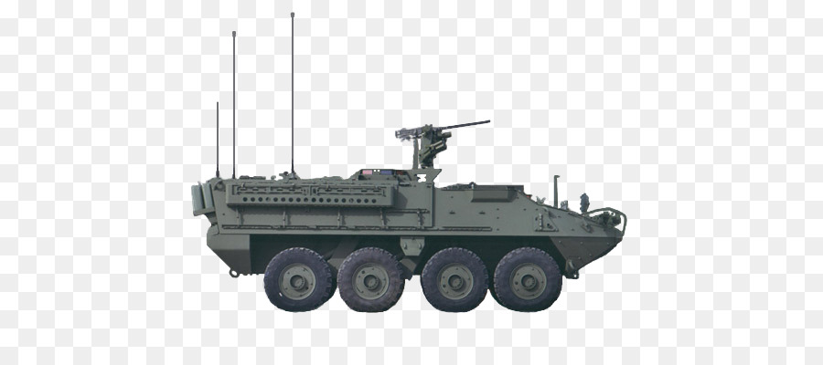 Stryker vehicle clipart