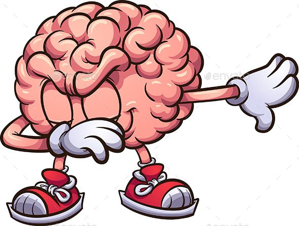 Stuck brain clipart png download Dabbing Brain #Dabbing, #Brain | Travel Brochure Template in ... png download