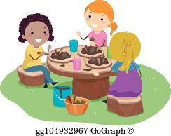Stuck in the mud clipart clipart free stock Stuck Mud Clip Art - Royalty Free - GoGraph clipart free stock