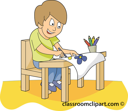 Student artwork clipart graphic library download Student artwork clipart - ClipartFest graphic library download