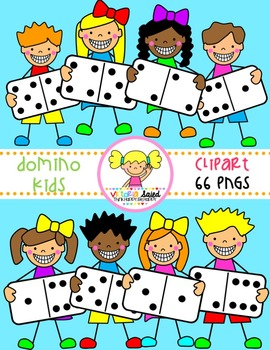 Student clipart domino banner library library Domino Clip Art & Worksheets | Teachers Pay Teachers banner library library