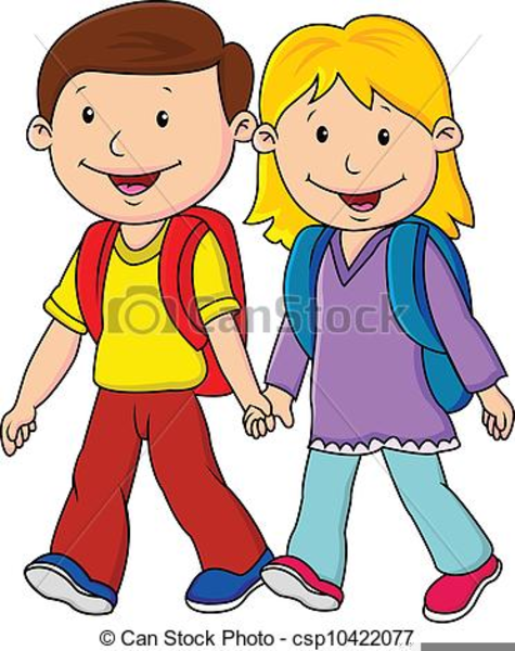 Student going to school clipart clip art library library Free Clipart Of Middle School Students | Free Images at ... clip art library library