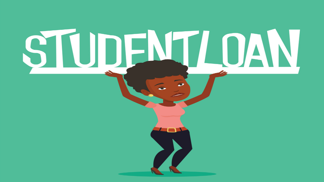 Student loan paid clipart freeuse How Georgiana Haynes Paid Off $18K In Student Loans By Age 29 freeuse