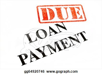Student loan paid clipart graphic Loan Payment Clipart - Clipart Kid graphic