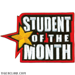 Student of the month clip art png royalty free download Student of the month clipart - ClipartFest png royalty free download