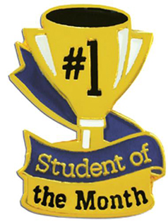Student of the month clipart clipart transparent stock How Teachers Choose Student Of The Month   QMS Chronicle clipart transparent stock
