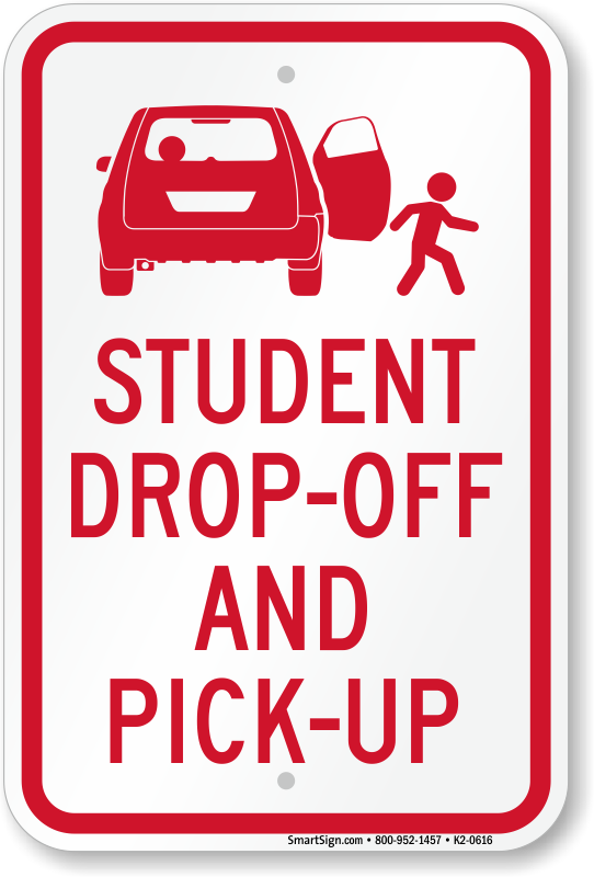 Student pickup clipart clipart black and white stock Student Cartoon clipart - Text, Sign, Font, transparent clip art clipart black and white stock