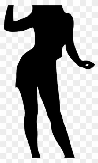 Student shadow clipart clipart black and white Shadow Clipart Student - Dancing Girls Clip Art - Png ... clipart black and white