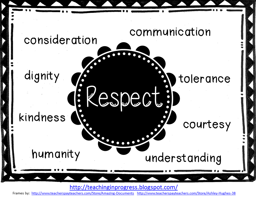 Student showing respect clipart vector freeuse download Respect School Clipart - Clipart Kid vector freeuse download