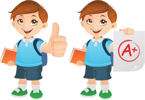 Student thumbs up clipart clipart library library Student thumbs up clipart - ClipartFest clipart library library
