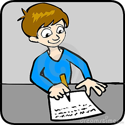 Student turning in homework clipart clipart royalty free Student doing homework clipart - FamClipart clipart royalty free