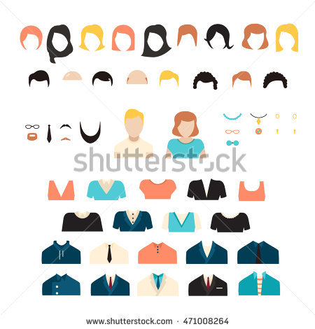 Student with big nose clipart clip art library library Man Emotions Characters Emotions Faces Vector Stock Vector ... clip art library library