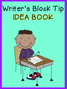 Student writers block clipart picture black and white stock Idea Book - cure for Writer's Block | To be, Book and Cas picture black and white stock
