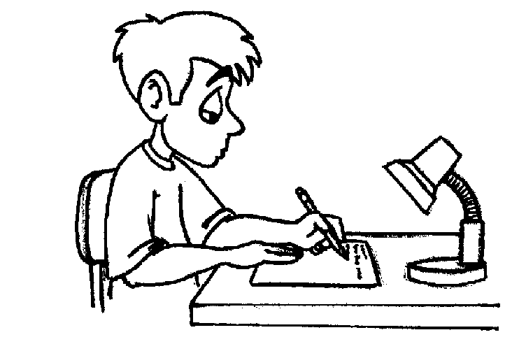 Student writers block clipart banner black and white Student writers block clipart - ClipartFest banner black and white