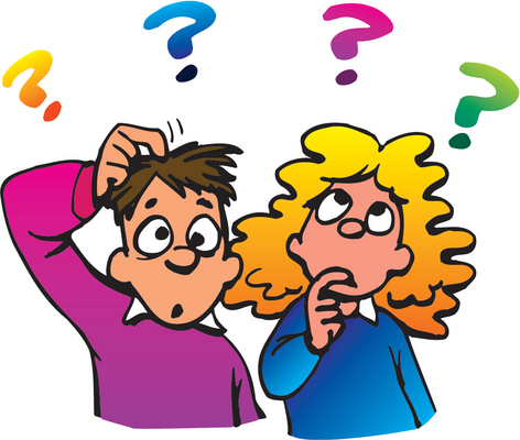 Students asking questions clipart vector library download Asking Question Clipart | Free download best Asking Question ... vector library download