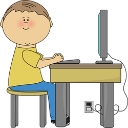 Students in computer lab clipart png free Computer Lab Clipart & Computer Lab Clip Art Images - ClipartALL.com png free