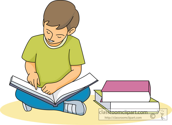Students reading books clipart clip transparent 80+ Students Reading Clipart | ClipartLook clip transparent