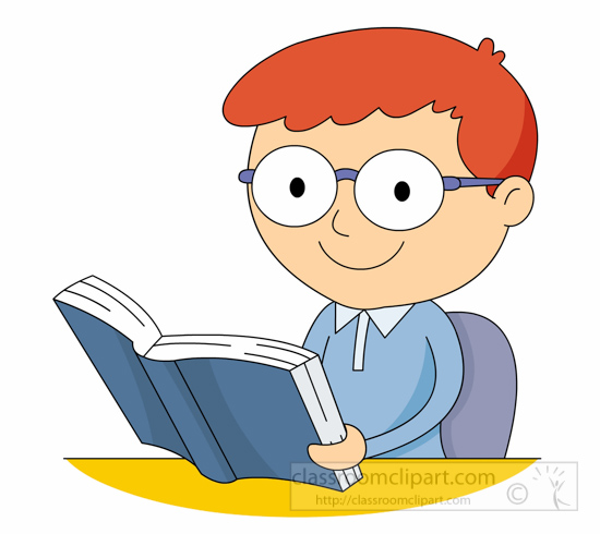 Students reading books clipart svg freeuse download Students reading free clip art children books 5 clipart ... svg freeuse download