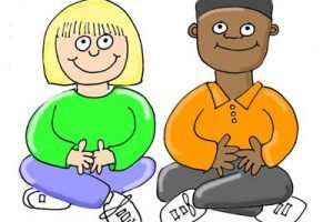 Students sitting on carpet clipart banner library library Student sitting on carpet clipart 6 » Clipart Portal banner library library