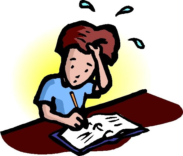 Students taking notes clipart image freeuse library Taking Notes with Student Clipart | ¿cómo son tus clases y ... image freeuse library