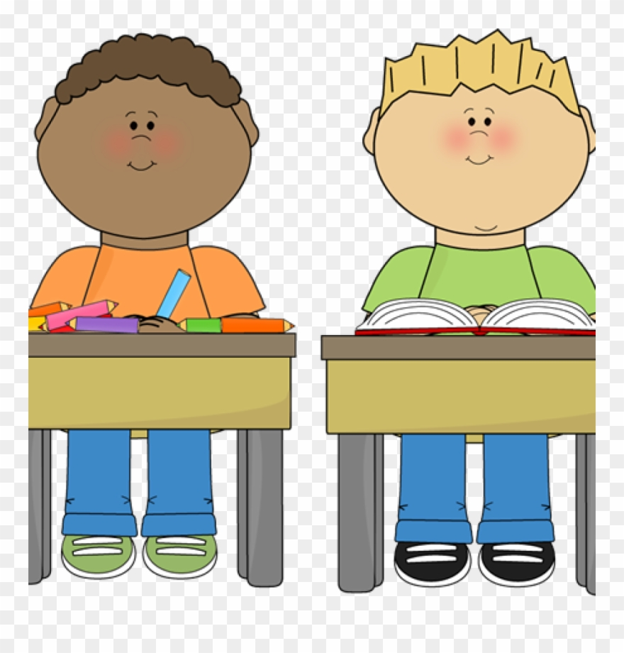 Students working clipart graphic royalty free download Student Working Clipart Tons Of Cute Free Clip Art ... graphic royalty free download