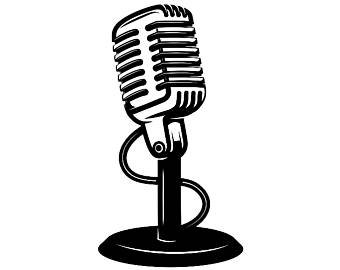 Studio mic clipart graphic freeuse download Studio microphone clipart 3 » Clipart Station graphic freeuse download