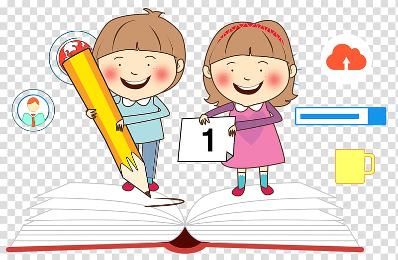 Study skills clipart banner download Child Study skills , Student learning transparent background ... banner download