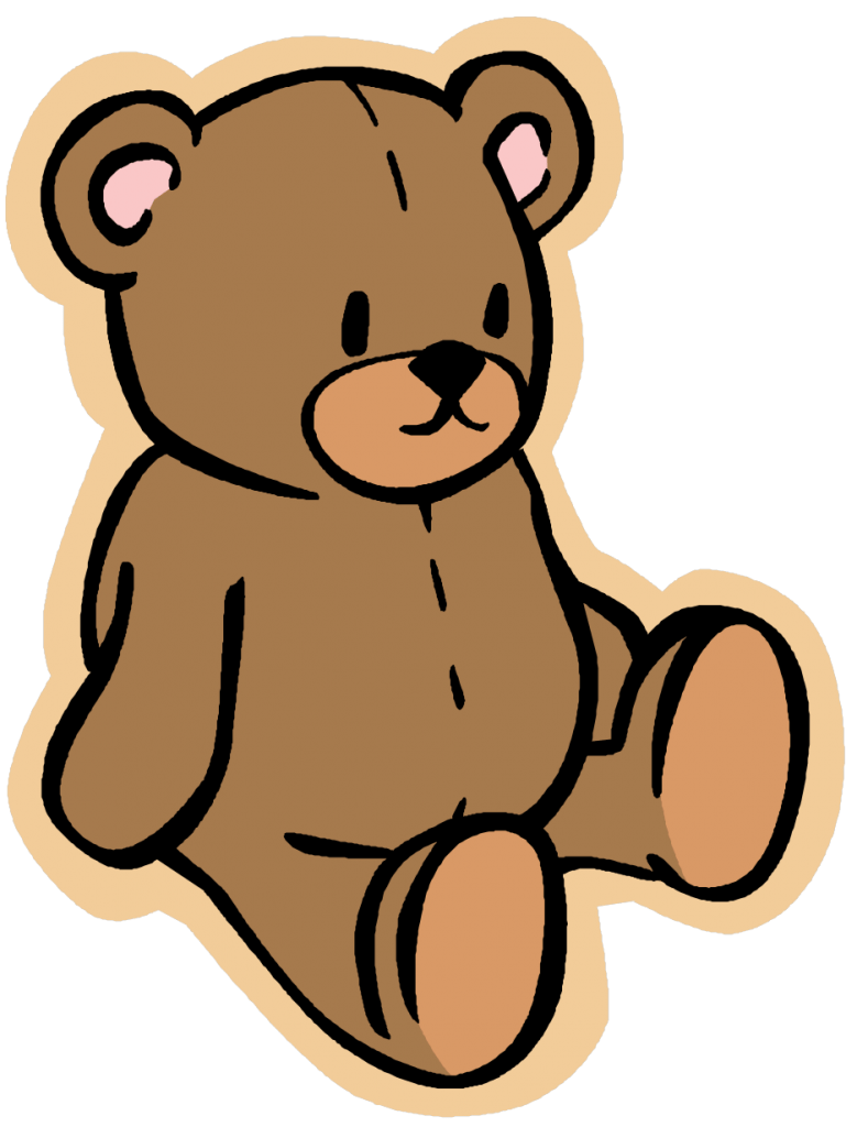 Stuff animal clipart picture free library Stuffed animals clipart 3 » Clipart Portal picture free library