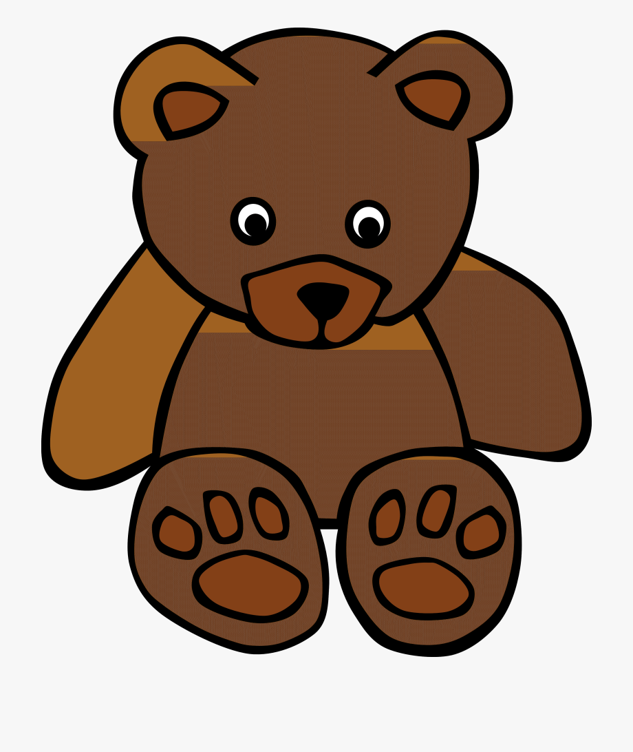Ted logo clipart jpg library stock Ted Clipart - Stuffed Animals Clip Art Black And White ... jpg library stock