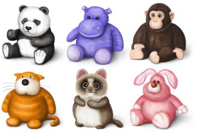 Stuffed kitten animal clipart png free download 15+ Stuffed Animal Clip Art   ClipartLook png free download