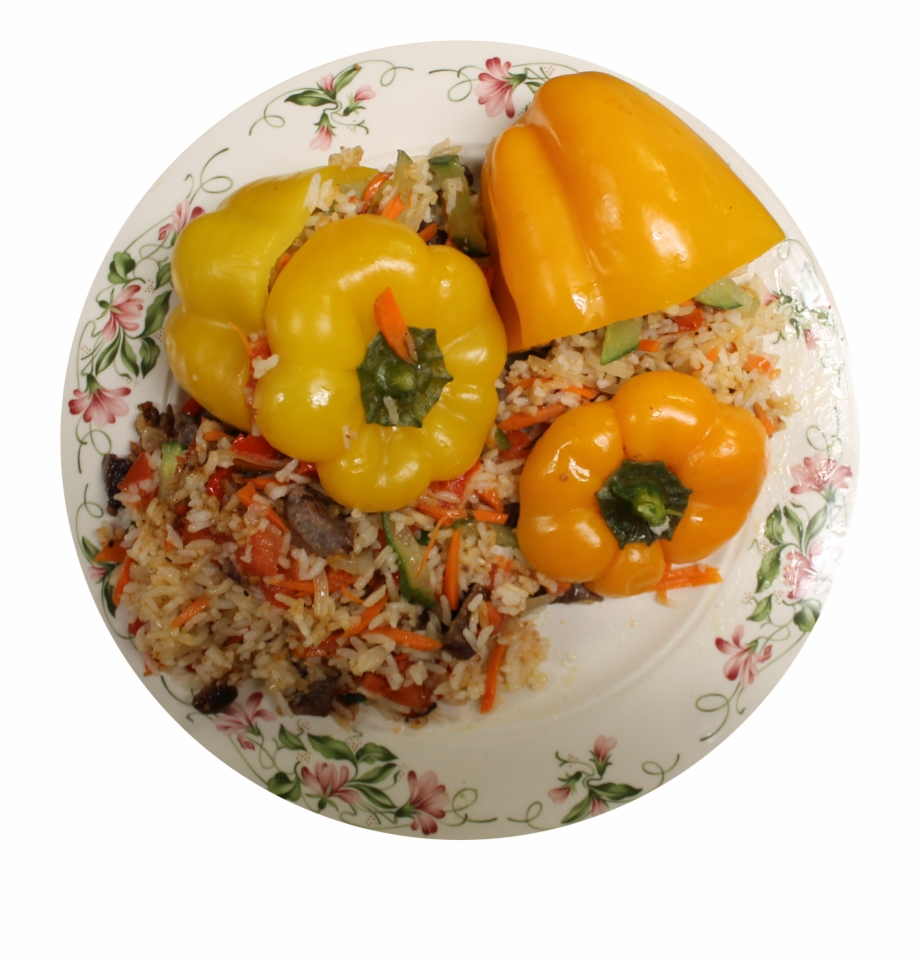 Stuffed pepper clipart jpg Pepper - Stuffed Peppers Transparent Free PNG Images ... jpg