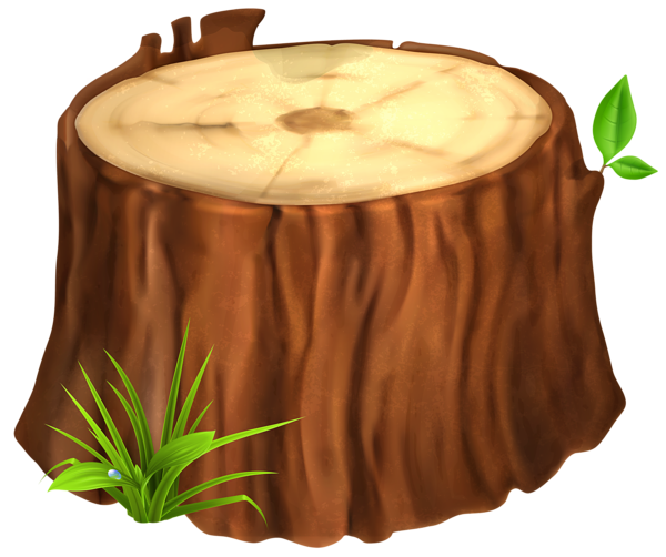 Stump clipart vector banner library library Pin by Elaine Walker on Dollhouse Printables   Tree stump ... banner library library