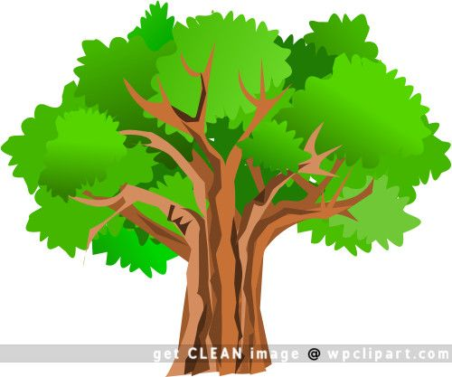 Sturdy clipart clipart download Tree Clipart | sturdy tree - public domain clip art image ... clipart download