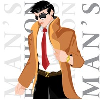 Stylish man clipart jpg free Fashion Fashions Figure Figures Man Men Guy Guys Human ... jpg free