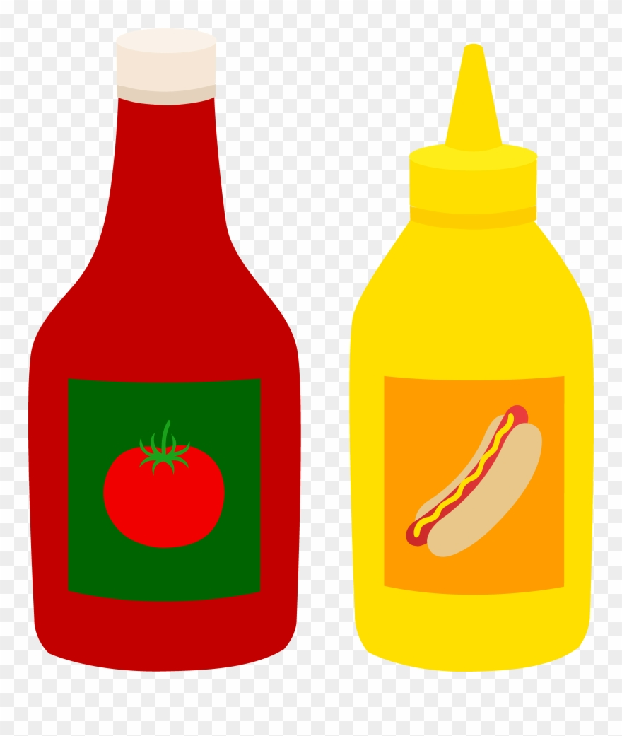 Suace clipart image transparent library Ketchup Clipart - Clipart Sauce - Png Download (#32277 ... image transparent library