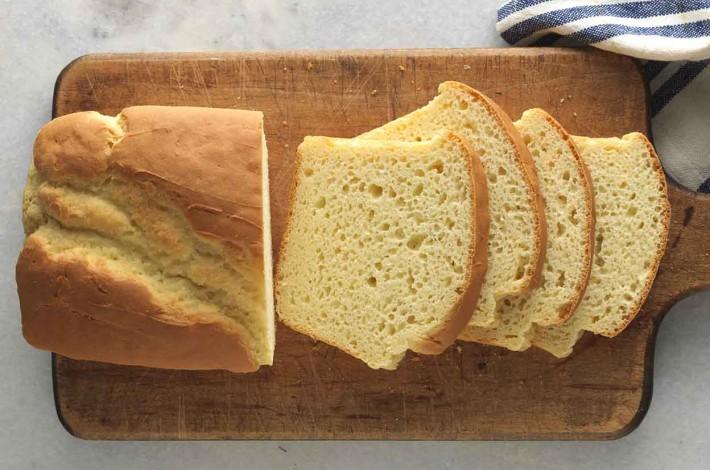 Sub bread clipart bottom vector royalty free Gluten-Free Sandwich Bread vector royalty free