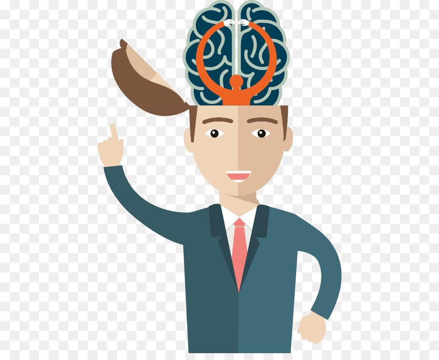 Subconscience clipart vector royalty free download Cartoon Cartoon clipart - Head, Cartoon, Finger, transparent ... vector royalty free download
