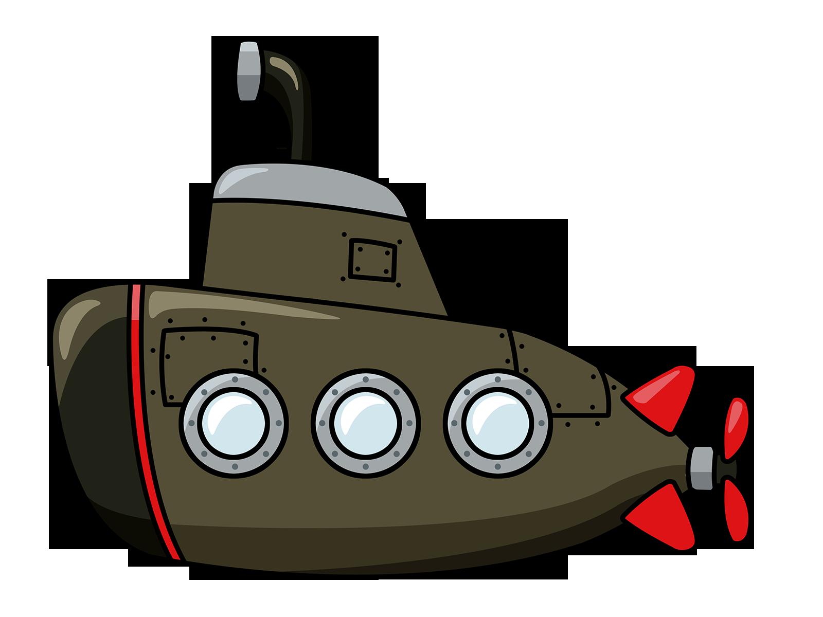 Submarino clipart