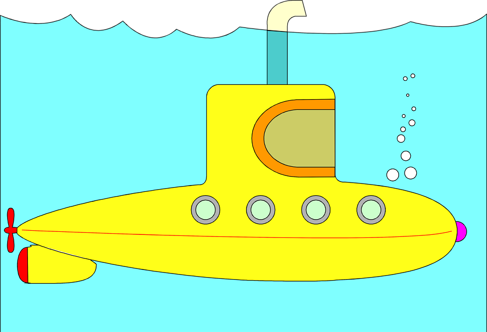 Submarine clipart free download jpg black and white download Free Submarine Cliparts, Download Free Clip Art, Free Clip ... jpg black and white download