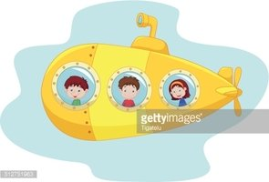 Submarino clipart jpg freeuse library Submarino Amarelo Cartoon imagens vetoriais - Clipart.me jpg freeuse library