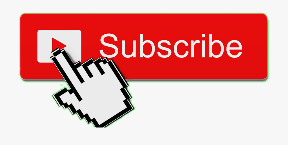 Youtube subscribe button clipart transparent picture royalty free Youtube Subscribe Button Png File - Subscribe Button With ... picture royalty free