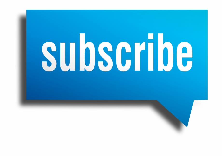 Subscribe clipart blue clip art library library Blue Subscribe Png - Fake News Png Icon Free PNG Images ... clip art library library