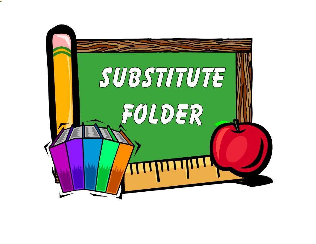 Subsitution clipart jpg Substitute Teacher Clipart   salaharness.org jpg