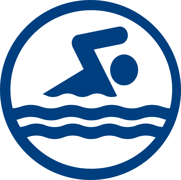 Subway car clipart clipart black and white library Swimmer Logo | Swim Logo Icon clip art | Movement | Pinterest | Clip ... clipart black and white library