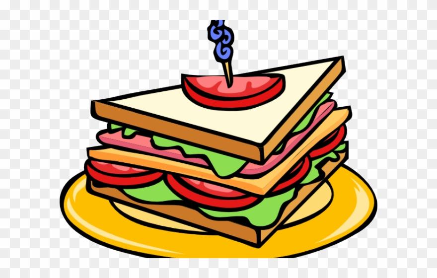 Sandwhich clipart clip transparent Sandwich Clipart Subway Sandwich - Thick Sandwich Clip Art ... clip transparent