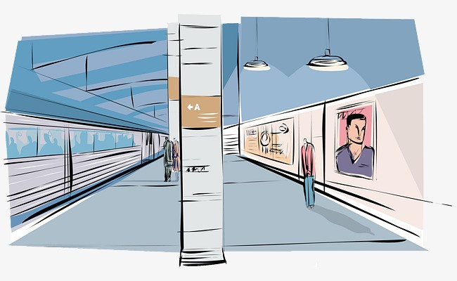 Subway station clipart clipart library download Subway station clipart 6 » Clipart Portal clipart library download